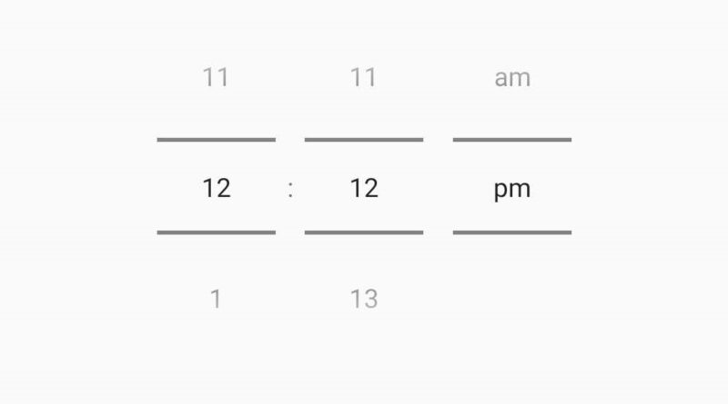 timepicker android kotlin example Android using Kotlin.